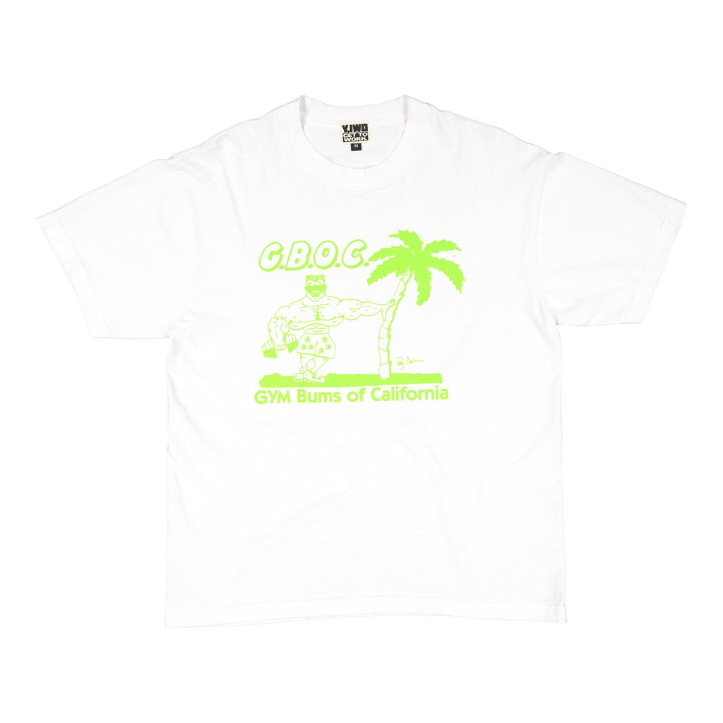 "Club Sweat ""Gym Bums"" Tee"