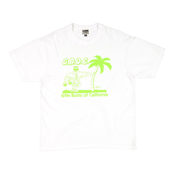 "**RE-UP Club Sweat ""Gym Bums"" Tee"