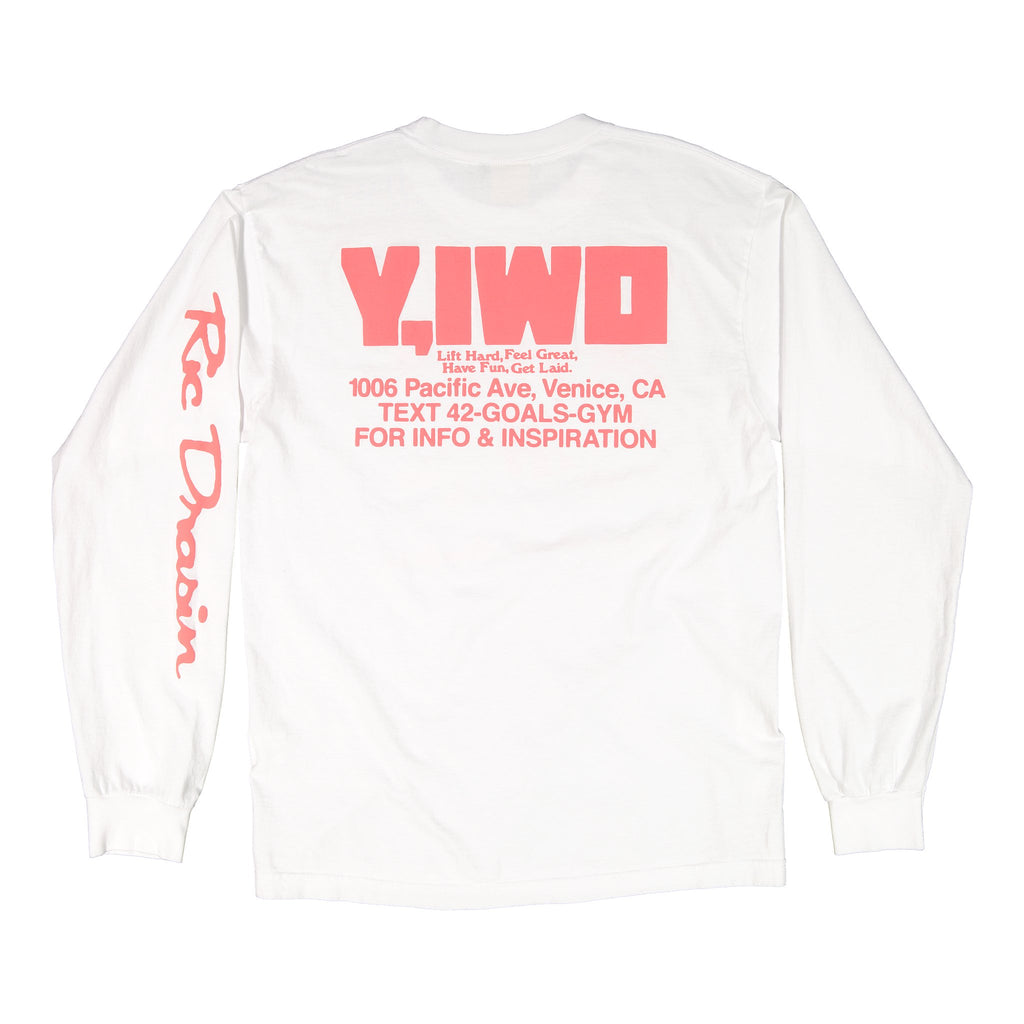 "Club Sweat ""Lifestyles"" Long Sleeve"