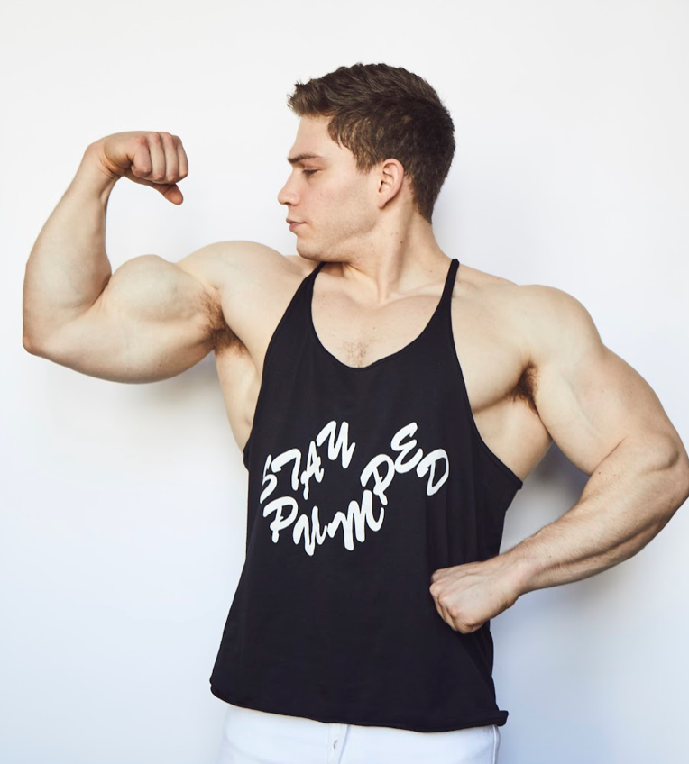 Lessons: Stay Pumped Stringer Tank