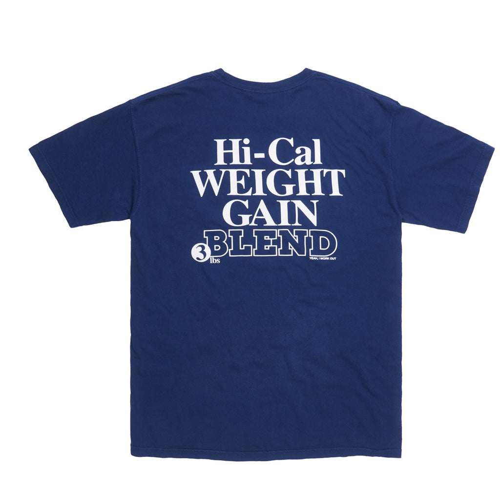 "**NEW Lessons: ""Hi-Cal"" Pocket Tee"