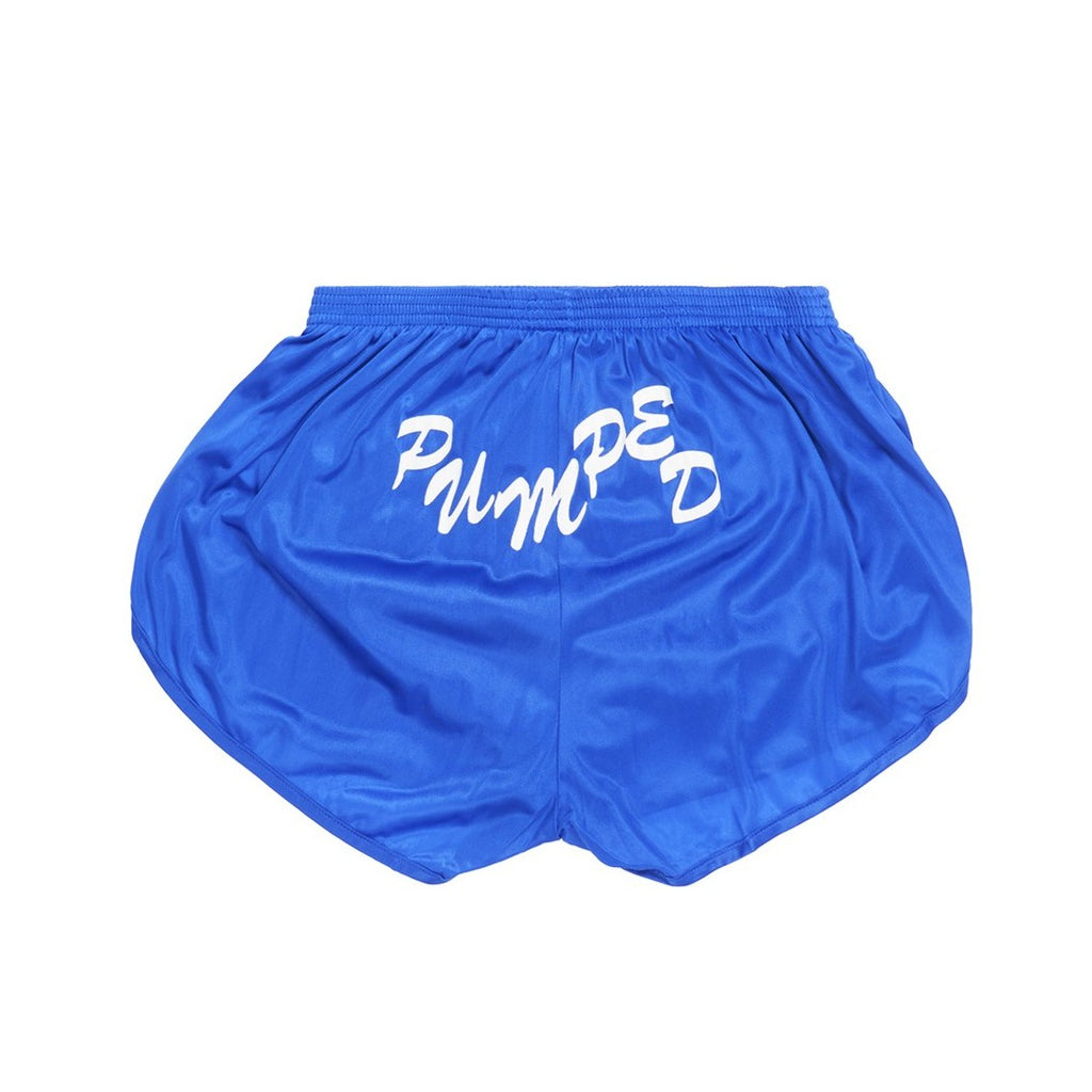 "* NEW ""Stay Pumped"" Quad Shorts"