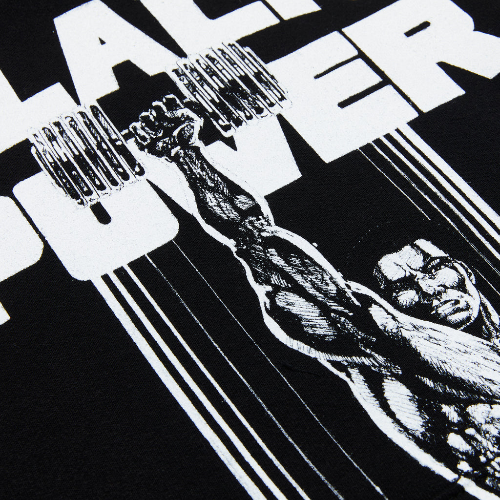 **NEW Black Power Hoodie
