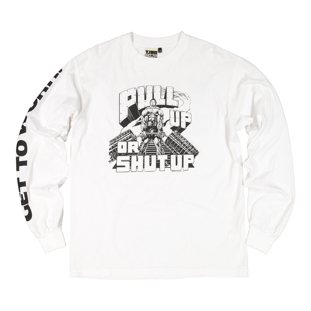 Big Three: Deadlift Long Sleeve