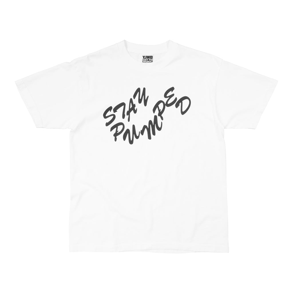 Lessons: Stay Pumped Tee