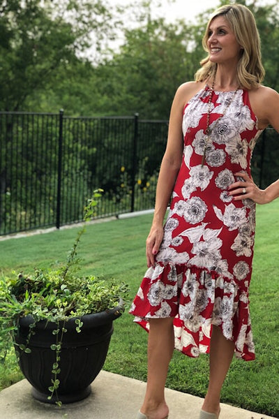 Scarlet Pepper Dress