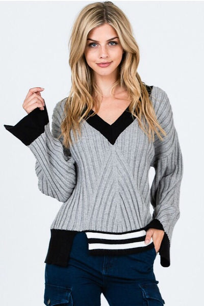 Willow V-Neck Sweater