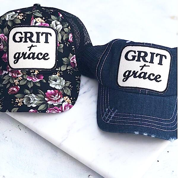 Grit & Grace Trucker Hat