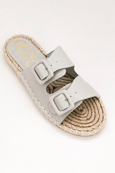 Soft Grey Birk