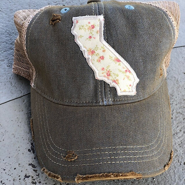 CA Trucker Hat
