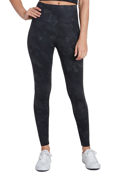 Charcoal Camo Leggings