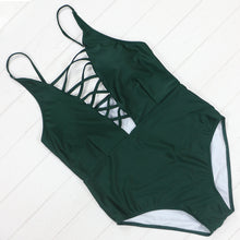 The Lace-Up One Piece