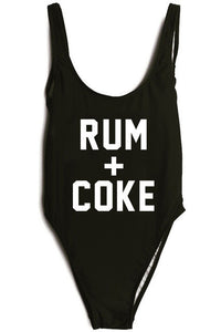 The Rum+Coke One Piece