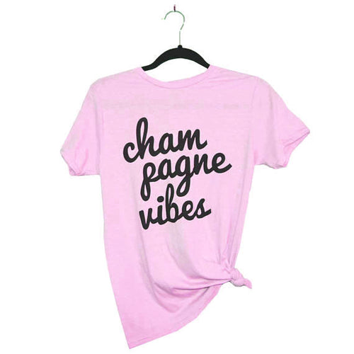The Champagne Tee
