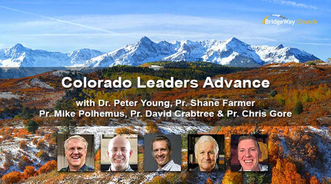Colorado Leaders Advance - Video and Audio