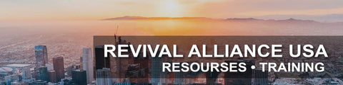 REVIVAL ALLIANCE USA - AUDIO TRAINING