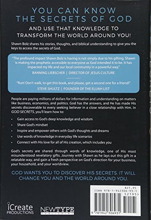 God Secrets: A Life Filled with Words of Knowledge