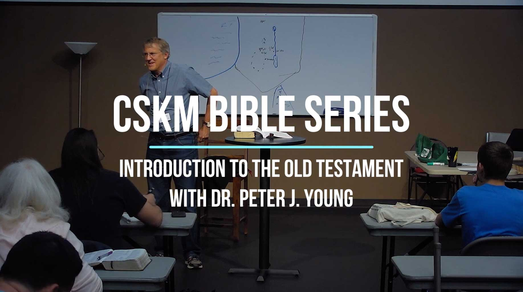 CSKM Bible Series Sample - Introduction to the Old Testament with Peter J. Young