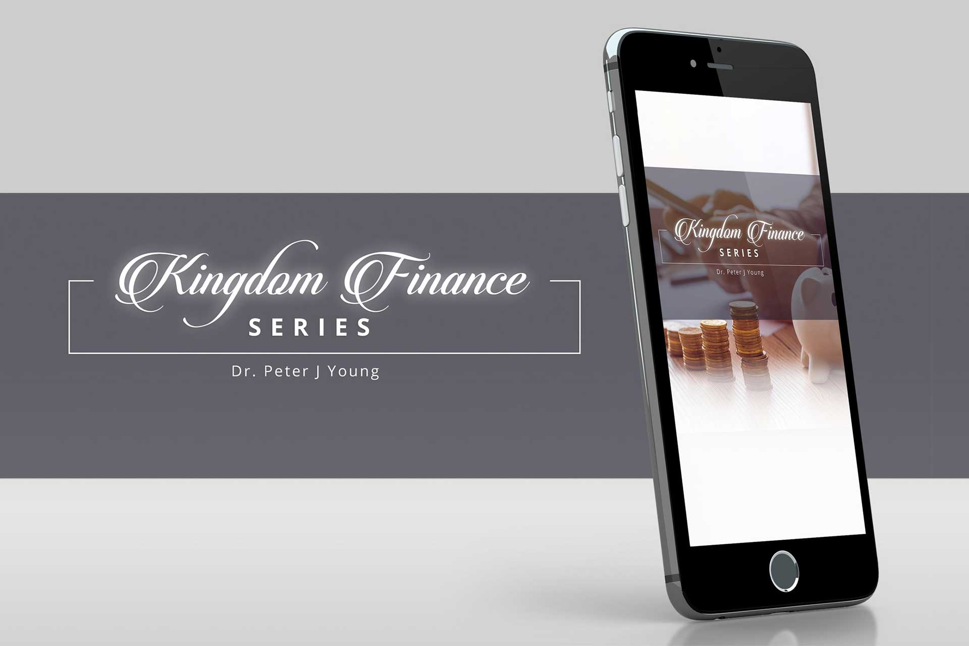 Kingdom Finances Series (Audio) with Peter J. Young