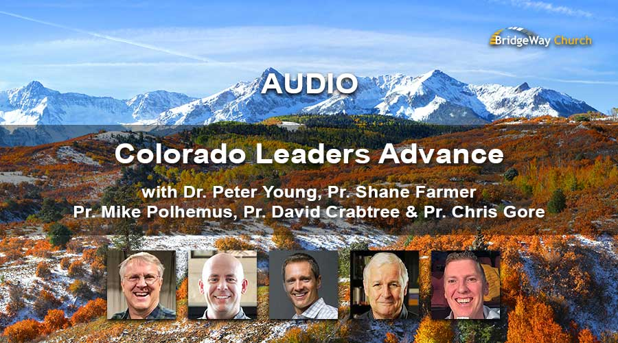 Leaders Advance - January 11, 2019 - Audio Sessions