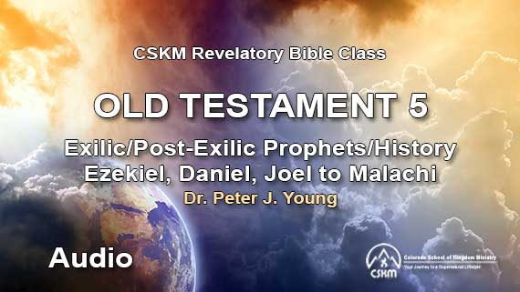 Old Testament 5: Revelatory Bible Class (Audio) with Peter J. Young - Exilic Prophets, Post-Exilic History