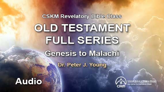 Old Testament 1-5 Complete Series Audio