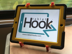 TabletHookz on the train