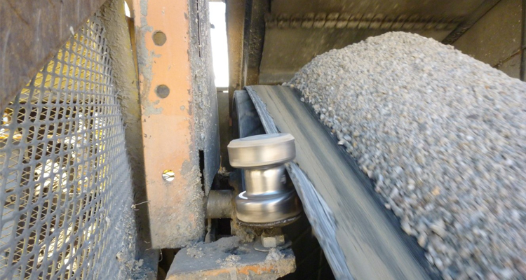 Steel Guide Roller for Conveyors – Canadian Drilling Supplies