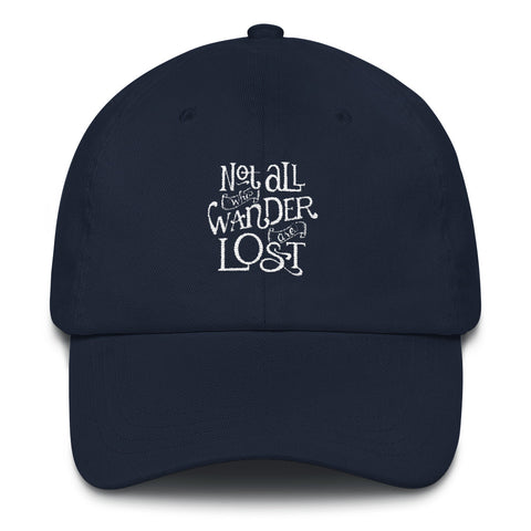 Not Lost Hat