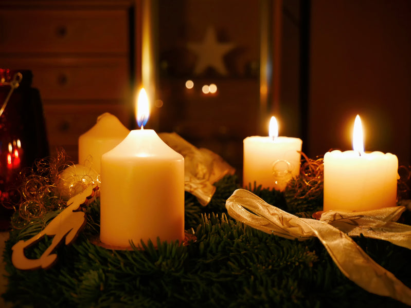 The Easy Advent Worship Guide