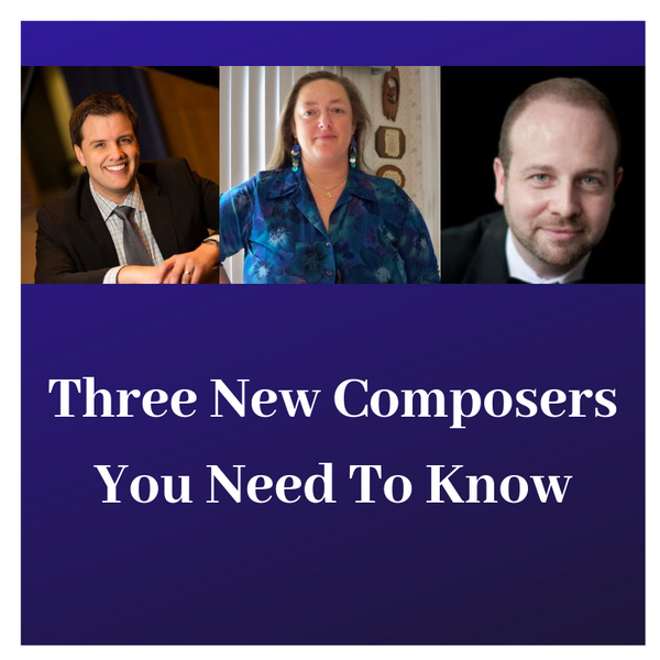 Three New Composers You Need To Know