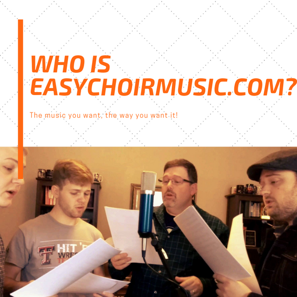 Who Is Easychoirmusic.com?