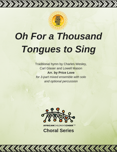 Oh For A Thousand Tongues To Sing