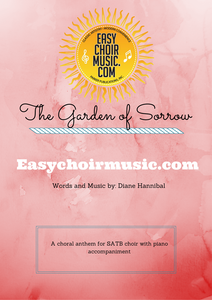 The Garden of Sorrow (SATB)