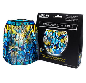 Expandable Luminaries click for more patterns