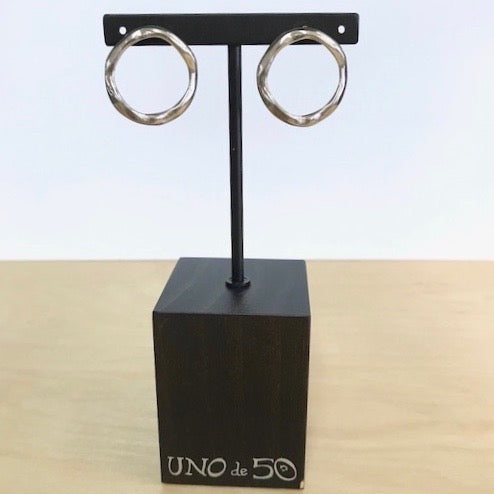 UNOde50 Running In Circles Earrings