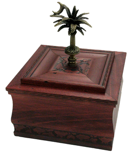 Goat Island Treasure Boxes - Piedmont Box Small