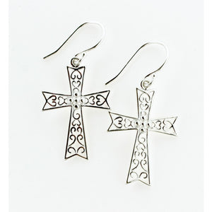 Southern Gates Collection Inspiration Series Southern Abbey Gate Earrings