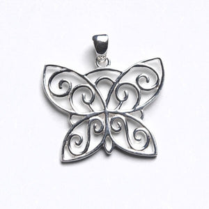 Southern Gates Collection Courtyard Series Butterfly Pendant