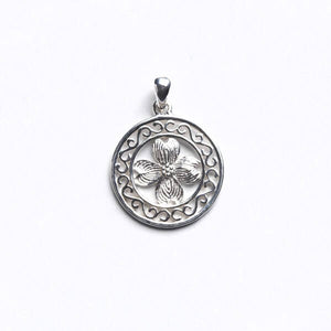 Southern Gates Courtyard Series Dogwood Pendant