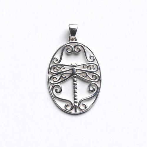 Southern Gates Courtyard Series Small Dragonfly Pendant