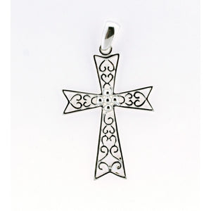 Southern Gates Collection - Inspiration Series Abbey Gate Cross Pendant