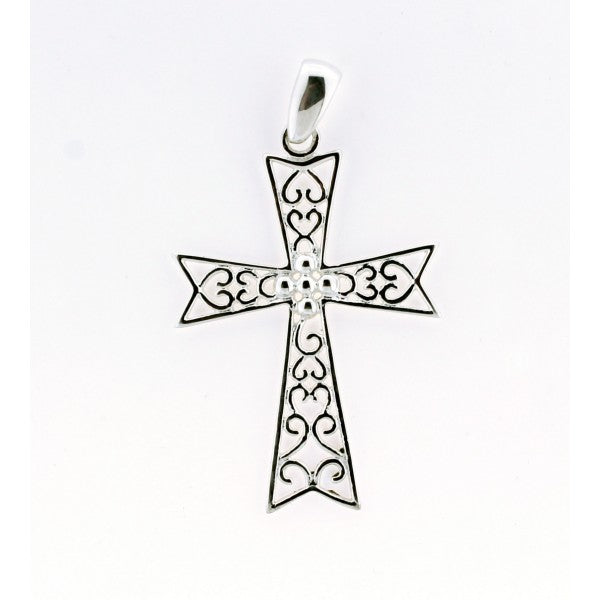 Inspiration Series Abbey Gate Cross Pendant