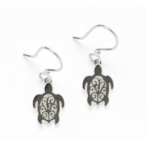 Southern Gates Harbor Series Sea Turtle Earrings
