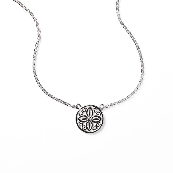 Southern Gates Collection - Courtyard Series Blossom Necklace