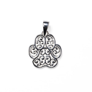 "Southern Gates Collection - LowCountry Series ""Lucy"" Paw Pendant"