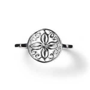 Southern Gates Collection - Courtyard Series Blossom Ring
