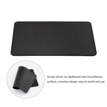 Anti-Slip Dashboard Pad [Non Slip Mat Holder For GPS, Cell Phones, etc.]