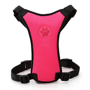 OBSHAGA® Canine Safety Harness & Seat Belt