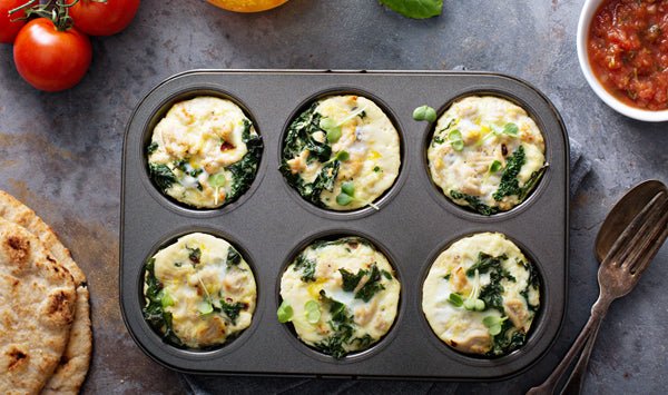 These Easy Egg Muffins are the Perfect Protein-Packed Grab and Go Breakfast